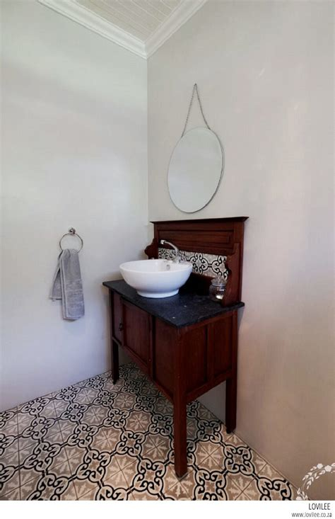 Big reveal our moroccan inspired bathroom revamp lovilee blog