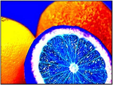blue and orange joshb graphic design blue orange