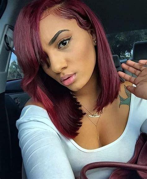 burgundy hair on a latina best 25 deep burgundy hair ideas on pinterest dark