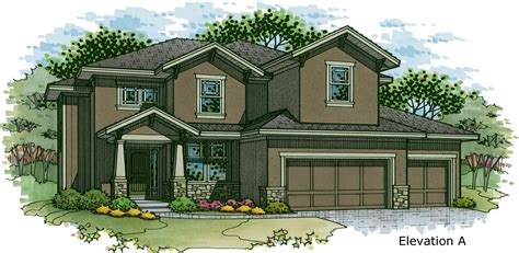 the wakefield by rodrock homes