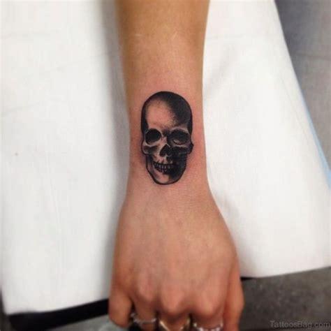 skull wrist tattoos 100 best wrist tattoos