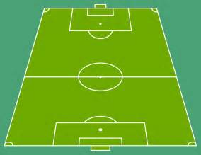Soccer Pitch Template by Soccer Football Field Templates