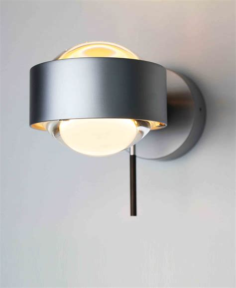toplight puk top light puk wall drehbar halogen linse linse top light