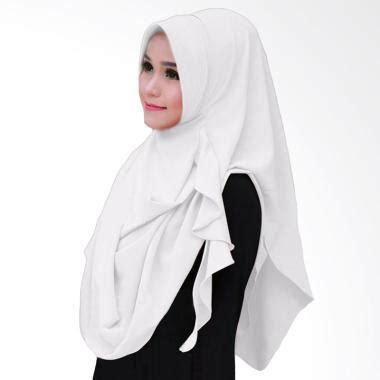 Jilbab Instant Qaira Swarovsky 20 jual milyarda instant flowing jilbab instant