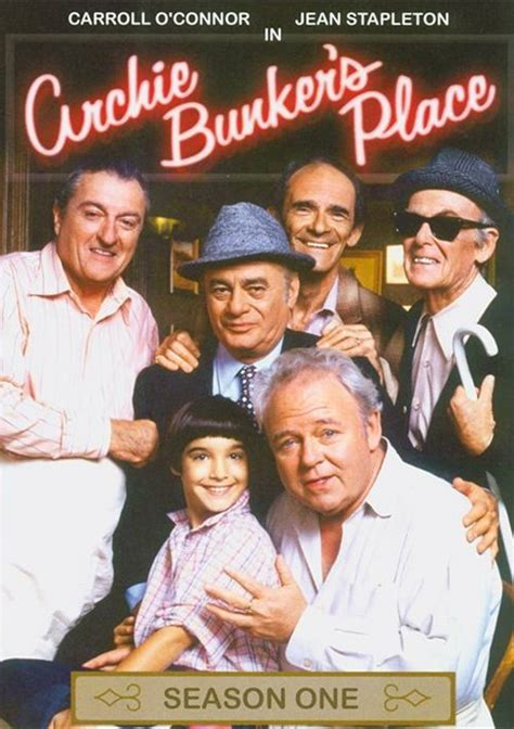 Archie Bunkers Place: Season One (DVD 1979) | DVD Empire Archie Bunker's Place Dvd