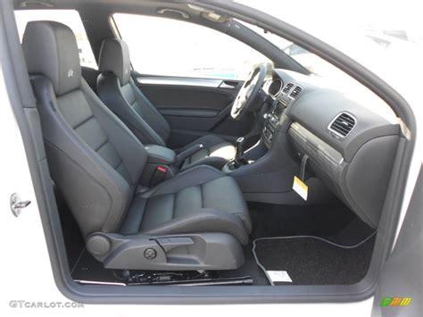 titan black leather interior  volkswagen golf   door motion photo  gtcarlotcom