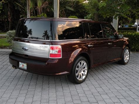 2009 Ford Flex Limited Fort Myers Florida for sale in Fort