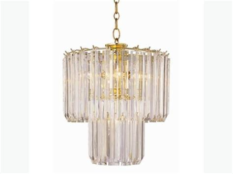 Acrylic Glass Light Crystals For Old Style Chandelier Replacement Glass Crystals For Chandeliers