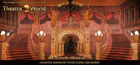 Stage Curtain Rental Beauty And The Beast Backdrop And Scenic Prospective