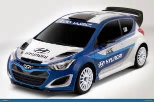 Hyundai Motors Ausmotive 187 2012 Hyundai Wrc I20