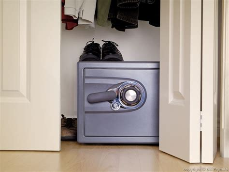 Safe In Closet by Small Home Safe In Closet