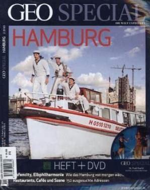 geo spezial hamburg inkl.dvd inkl. geo spezial dvd