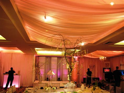 Hanging Decorations From Ceiling by Bravo Wedding Affair Photos Of Event Floral