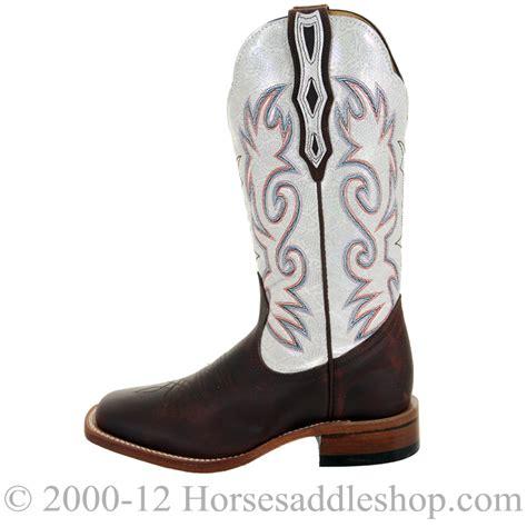 boulet boots s stockman heel boot 0117