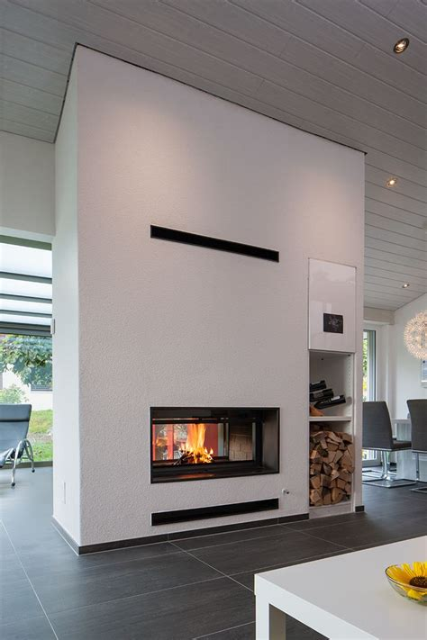 Tunnel Fireplace by Chemin 233 E Tunnel Chemin 233 Es Fireplaces