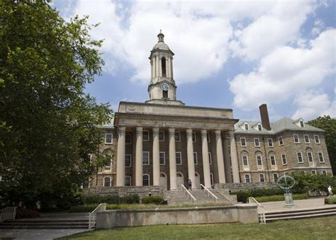 Psu Harrisburg Mba Program by A Penn State Trustee With Second Mile Ties Not A Deal