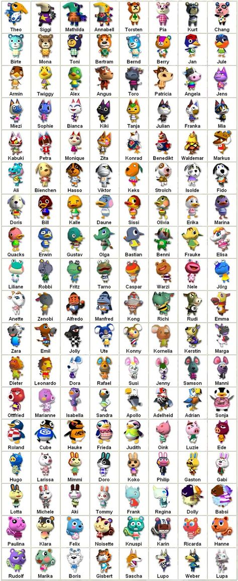 different hairstyles in acnl animal crossing animal crossing personajes animal