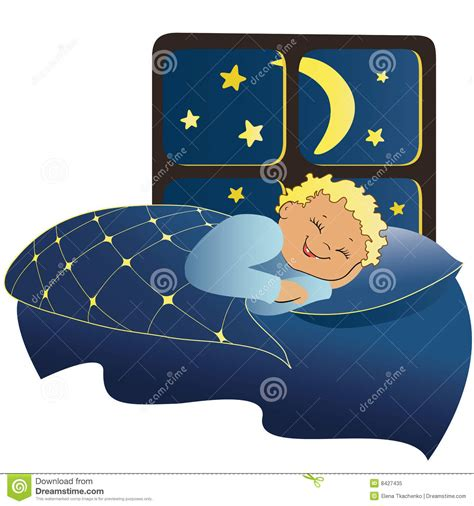 Sleeping boy royalty free stock photo image 8427435