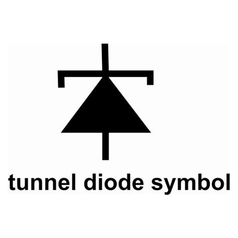 symbol diode what is a tunnel diode special properties of the esaki diode and its uses
