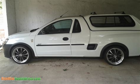 Port Elizabeth Cars For Sale by 2009 Opel Corsa Utility 1400 Corsa Utility Used Car For