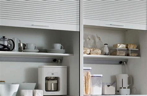 persiana cocina mueble persiana en el dise 241 o de la cocina kansei cocinas