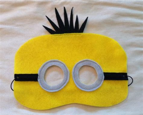 minion mask template the 25 best minion mask ideas on minions