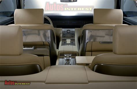 2002 Lincoln Continental Interior by 2002 Lincoln Continental Concept Related Infomation