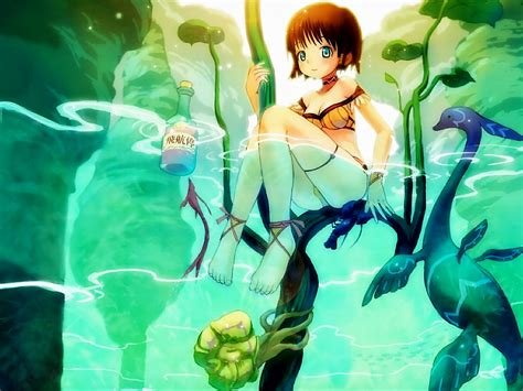 Download Colorful Anime Wallpaper 1600x1200 Wallpoper Colorful Anime