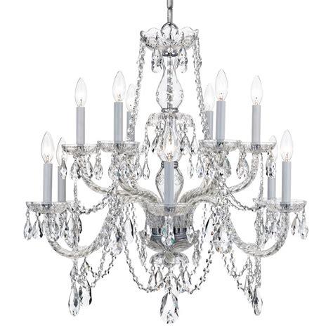 crystorama 1135 bk bk mwp chandeliers goinglighting
