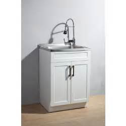 Laundry Room Sinks With Cabinet Home Depot Laundry Tubs