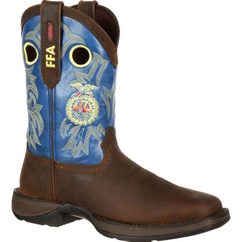 ffa boots s western ffa boots 11 quot rebel ffa boots by durango