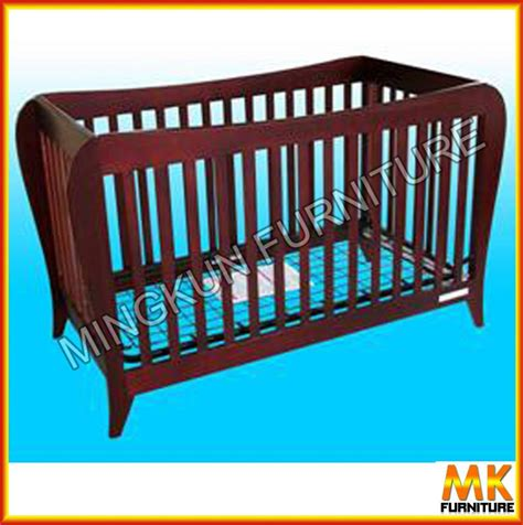 Cribs With Wheels by New Zealand Pine Wood Baby Crib With Wheels Buy Solid