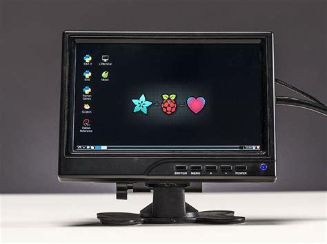 hdmi display hdmi 4 pi 7 display 1280x800 720p ips hdmi vga pal