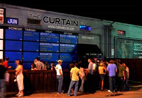 curtain club deep ellum music to my ears the haute 5 live music venues in dallas