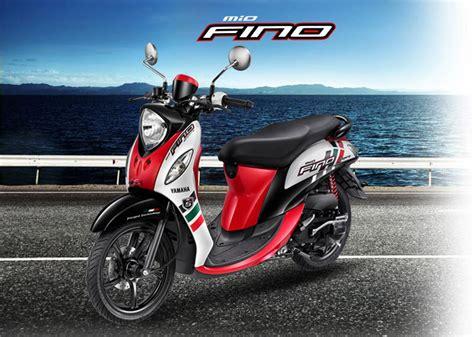 Roller Mio Jmio Gtfino Fi 2014 yamaha fino facelift autonetmagz