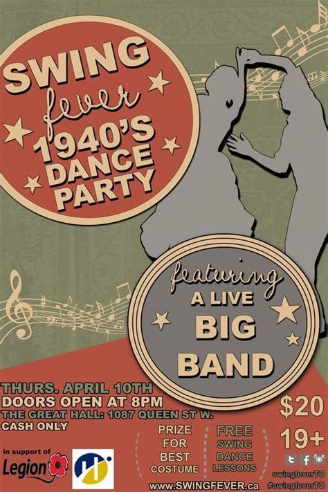 swing fever swing fever 1940 s events universe
