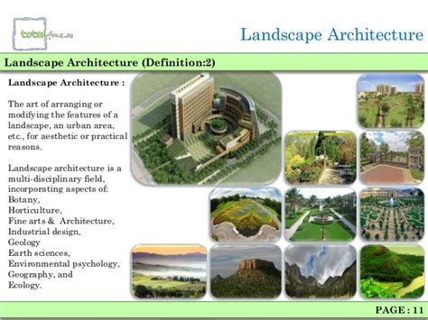 Landscape Sustainability Definition Landscaping Architecture