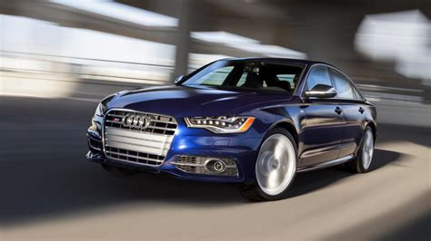 2015 Audi S6 2015 Audi S6 Review Notes Autoweek