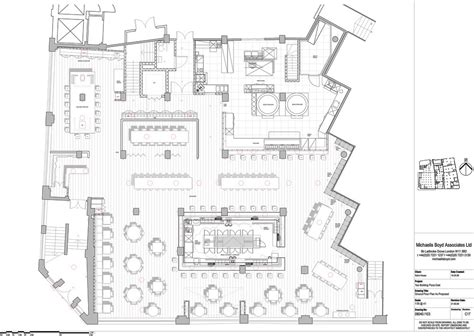 Pizza Restaurant Floor Plan Gallery Of Pizza East Michaelis Boyd 44