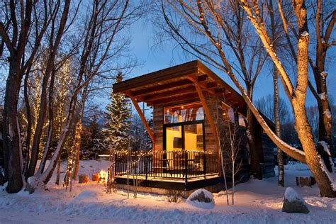 Weekend Cabin Plans by 12 Tiny House Hotels To Try Out Micro Living Curbed