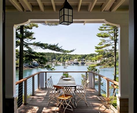 Seaside Cottage Plans Ideas To Create A Lake House Decor