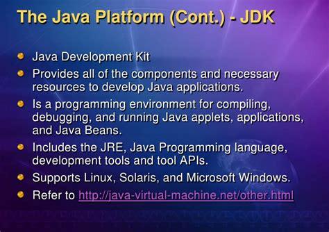 java programming language chapter 1 java programming language overview