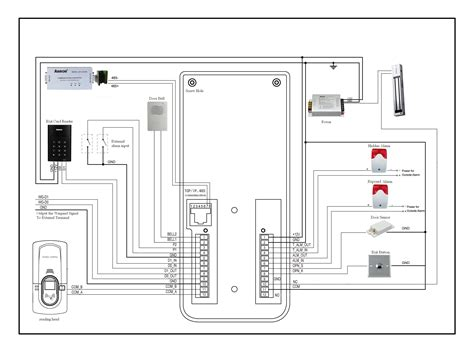 dp la01 20wiring to commax intercom wiring diagram
