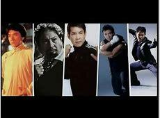 Jackie Chan, Biao Yuen, Sammo Hung, Donnie Yen and Jet Li ... Jackie Chan Bruce Lee Jet Li