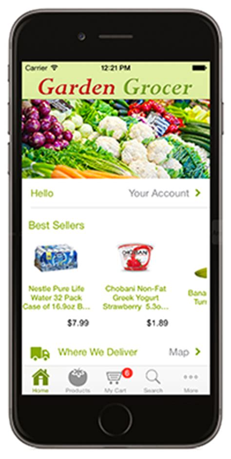 Garden Grocer by Breaking Garden Grocer Delivery Changes Magical