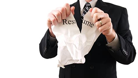 Resume Mistakes by Do You Make These R 233 Sum 233 Mistakes 17 R 233 Sum 233 Don Ts From