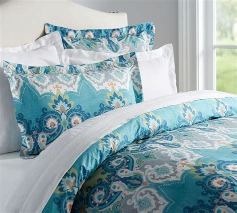 Pottery Barn Covers by Cleary Organic Duvet Cover Sham Pottery Barn