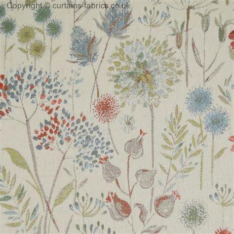 lorient decor curtain fabric flora linen by lorient decor in autumn curtain fabric