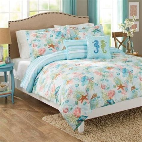 better homes and gardens decor better homes and gardens beach day 5 piece comforter set