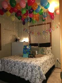 best 25 birthday room surprise ideas only on pinterest